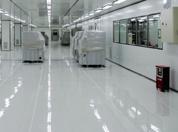 无菌室,微生物实验室3
