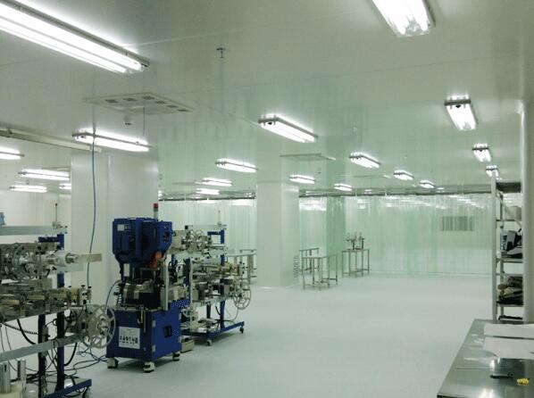 无菌室,微生物实验室2
