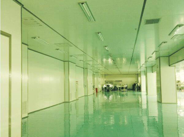 实验室洁净工程对室内安全装置的要求