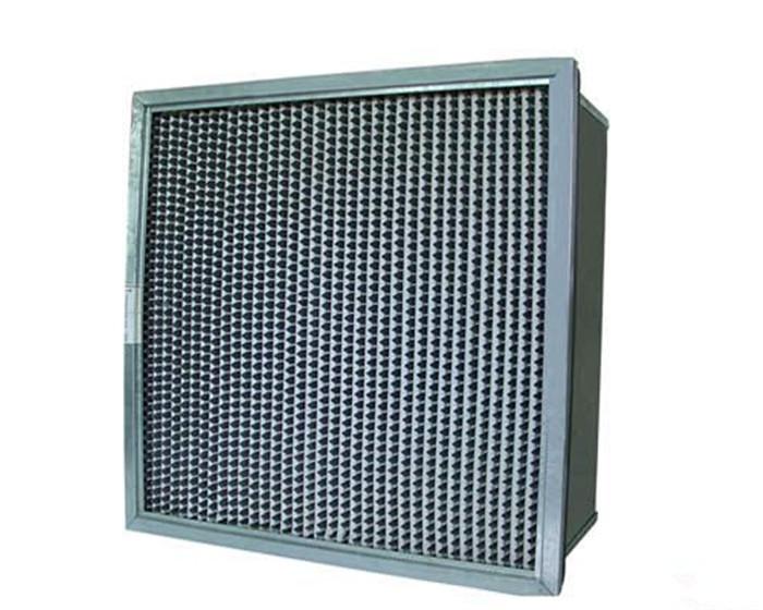 隔板中效空气过滤器